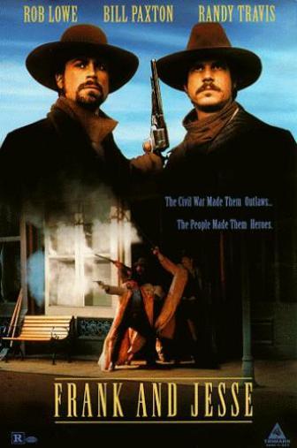 Random Movie Pick - Frank & Jesse 1995 Poster