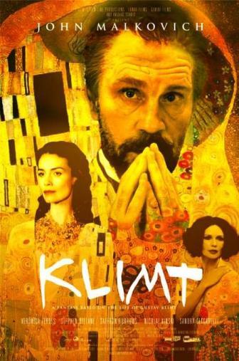 Random Movie Pick - Klimt 2006 Poster