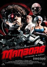 Random Movie Pick - Manborg 2011 Poster