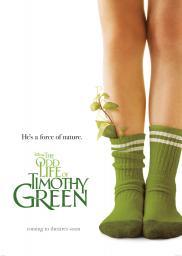 Random Movie Pick - The Odd Life of Timothy Green 2012 Poster