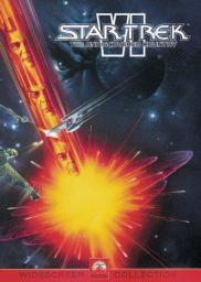 Random Movie Pick - Star Trek VI: The Undiscovered Country 1991 Poster