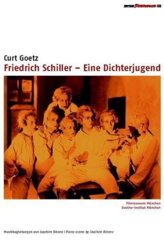 Random Movie Pick - Friedrich Schiller - Eine Dichterjugend 1923 Poster