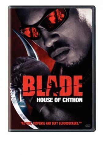 Random Movie Pick - Blade: The Series 2006 Poster