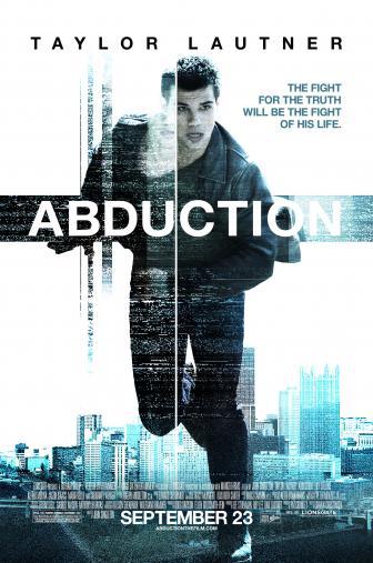 Random Movie Pick - Abduction 2011 Poster