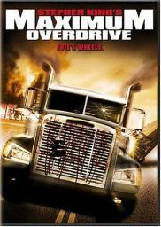 Random Movie Pick - Maximum Overdrive 1986 Poster