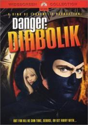 Random Movie Pick - Diabolik 1968 Poster