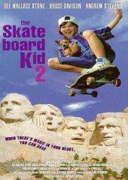 Random Movie Pick - The Skateboard Kid II 1995 Poster