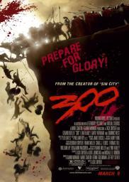 Random Movie Pick - 300 2006 Poster