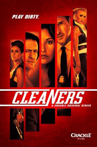 Random Movie Pick - Cleaners 2013 Poster