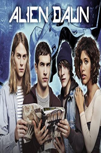 Random Movie Pick - Alien Dawn 2013 Poster