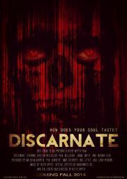 Random Movie Pick - Discarnate 2015 Poster