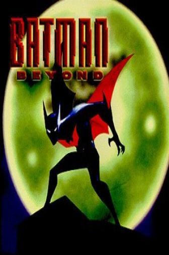 Random Movie Pick - Batman Beyond 1999 Poster