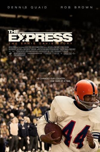 Random Movie Pick - The Express 2008 Poster