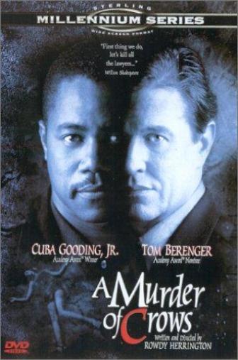 Random Movie Pick - A Murder of Crows 1998 Poster