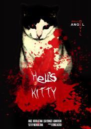 Random Movie Pick - Hell's Kitty 2011 Poster
