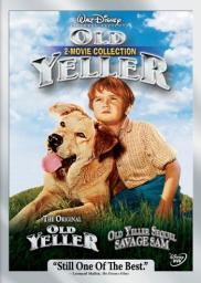 Random Movie Pick - Old Yeller 1957 Poster