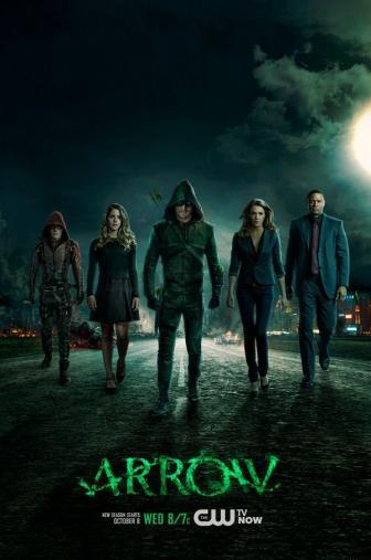 Random Movie Pick - Arrow 2012 Poster