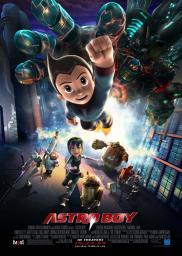 Random Movie Pick - Astro Boy 2009 Poster