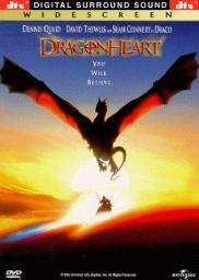 Random Movie Pick - DragonHeart 1996 Poster