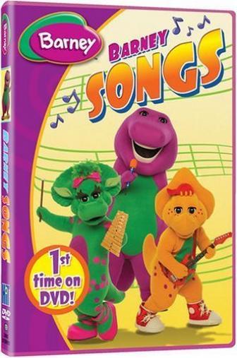 Random Movie Pick - Barney & Friends 1992 Poster