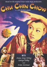 Random Movie Pick - Chu Chin Chow 1934 Poster