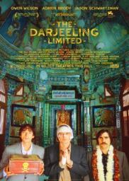 Random Movie Pick - The Darjeeling Limited 2007 Poster