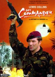 Random Movie Pick - Der Commander 1988 Poster