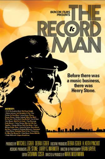 Random Movie Pick - The Record Man 2015 Poster