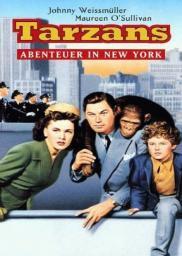 Random Movie Pick - Tarzan's New York Adventure 1942 Poster