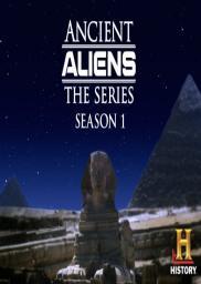 Random Movie Pick - Ancient Aliens 2009 Poster