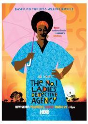 Random Movie Pick - The No. 1 Ladies' Detective Agency 2008 Poster