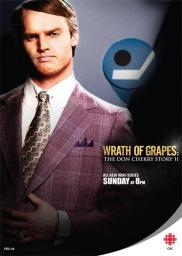 Random Movie Pick - Wrath of Grapes: The Don Cherry Story II 2012 Poster