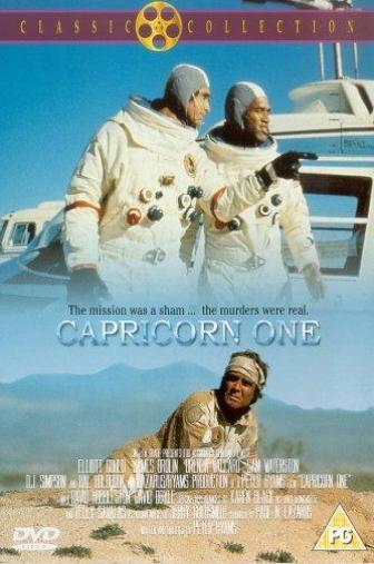 Random Movie Pick - Capricorn One 1977 Poster