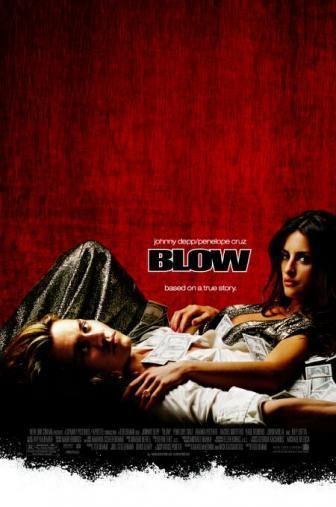 Random Movie Pick - Blow 2001 Poster