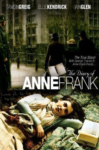 Random Movie Pick - The Diary of Anne Frank 2009 Poster