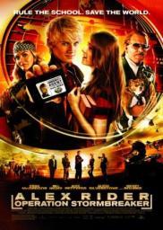 Random Movie Pick - Stormbreaker 2006 Poster