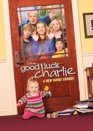 Random Movie Pick - Good Luck Charlie 2010 Poster