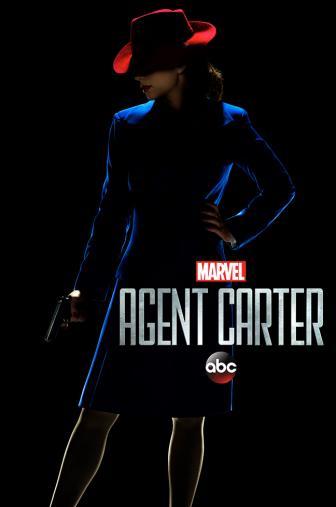 Random Movie Pick - Agent Carter 2015 Poster