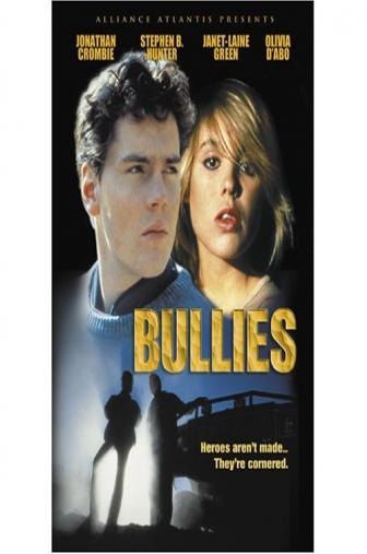 Random Movie Pick - Bullies 1986 Poster
