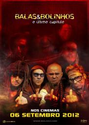 Random Movie Pick - Balas&Bolinhos - o último capítulo 2012 Poster
