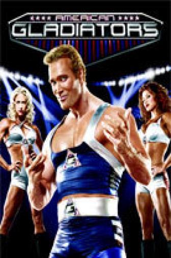 Random Movie Pick - American Gladiators 2008 Poster