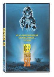 Random Movie Pick - DeepStar Six 1989 Poster