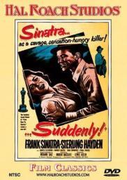 Random Movie Pick - Suddenly 1954 Poster