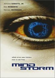 Random Movie Pick - Mindstorm 2001 Poster