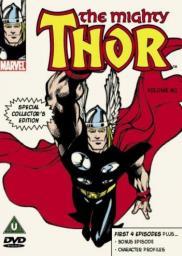 Random Movie Pick - Mighty Thor 1966 Poster