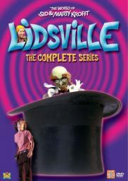Random Movie Pick - Lidsville 1971 Poster