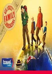 Random Movie Pick - Big Crazy Family Adventure 2015 Poster