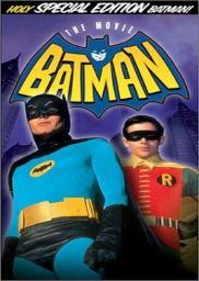Random Movie Pick - Batman 1966 Poster
