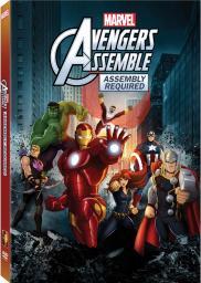 Random Movie Pick - Marvel's Avengers Assemble 2013 Poster