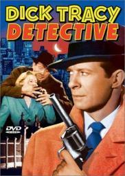Random Movie Pick - Dick Tracy 1945 Poster